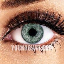 Mystic Green Contact Lenses (Pair)