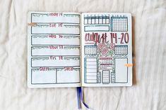 Journaling in a Bullet Journal