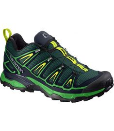 Trekking shoes Salomon X Ultra 3 Man Blue Owned .- Zapatillas de trekking Salomon X Ultra 3 Hombre Azul Poseidon Salomon X Ultra 2 men& mountain shoes Green Yellow - Trekking Shoes, Hiking Shoes, Mens Work Shoes, Salomon Shoes, Best Trail Running Shoes, Tennis Equipment, Baskets, Fashion Shoes, Mens Fashion