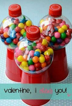 Gum ball gift