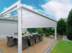 Tende solari: perfette per l'estate e per l'inverno!