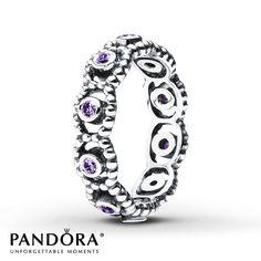 Pandora Ring Her Majesty Sterling Silver