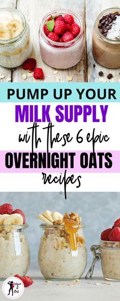Lactation Oatmeal Recipe, Lactation Recipes, Lactation Cookies, Oatmeal Recipes, Boost Milk Supply, Increase Milk Supply, Postpartum Diet, Postpartum Recovery, Baby Food Recipes