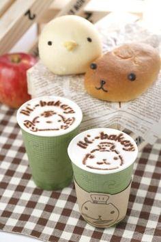 カピバラさんのパンがキュート!大阪「EXPOCITY(エキスポシティ)」に期間限定コラボカフェ