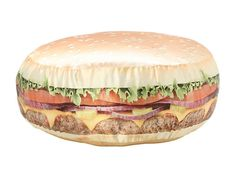 The perfect sidekick for the cheeseburger bed shown before! Find it Hot Topic.    - Delish.com