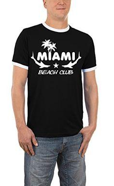 Beach Club, Miami Beach, Check, Mens Tops, T Shirt, Break A Leg, Gift, Supreme T Shirt, Tee Shirt