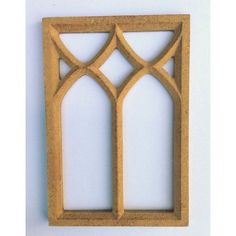 Gothic Window Frame With Church Tracery Outstanding No 2