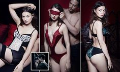 Coco de Mer releases a VERY raunchy lingerie campaign