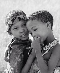 "Africa | ""Khoi San"" | ©via B Barbey, on flickr"