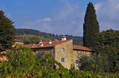 Il Borgo di Petroio (x 14 people)  Acone Sant'Eustachio , Near Florence , Tuscany    Sleeps 14  | Bedrooms 7  | Bathrooms 7    Briefly: