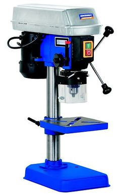 Making A Bench Top Drill Press Into A Floor Model Drill