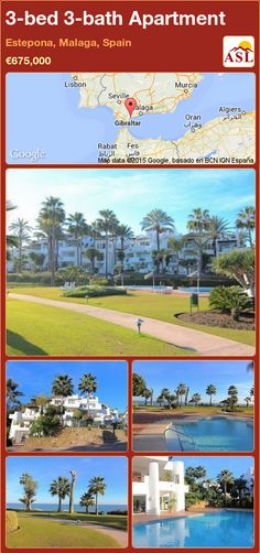 Apartment for Sale in Estepona, Malaga, Spain with 3 bedrooms, 3 bathrooms - A Spanish Life