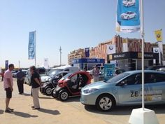 ExpoFeria 2012 Zona ZE