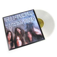 Deep Purple: Machine Head (Colored Vinyl) Vinyl LP