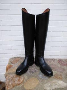 Reitstiefel | Leder | Cavallo | Pirouette | Dressurreitstiefel | gebraucht kaufen | ehorses Kleinanzeigen