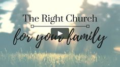 Joe Butler of Ability Tree shares steps for finding the right church for your…
