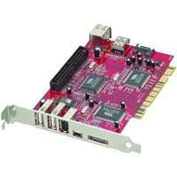 PPA International 2 Port SATA RAID + USB 2.0 + 1394 PCI Combo Card for Windows. by PPA. $32.32. PPA Slot-Saver Technology consolidates multiple standards into one compact controller. Offering high-performance, cost effective reliability to accommodate all storage peripherals, the combo add on card integrates USB 2.0, FireWire and Serial ATA RAID engineering for maximum flexibility. It support RAID 0 and 1, as well as USB 2.0 and FireWire.