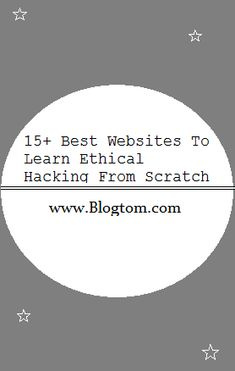15 Best Websites To Learn Ethical Hacking From Scratch Technology Hacks, Computer Technology, Computer Science, Computer Basics, Computer Coding, Hacking Websites, Cool Websites, Instructional Technology, Educational Technology