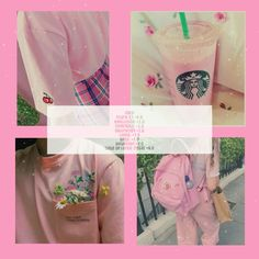 VSCO filter🌹 pink baby tumblr