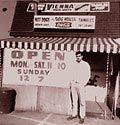 The Dog House, Villa Park, IL  1st Portillo' Chicago style hot dog stand
