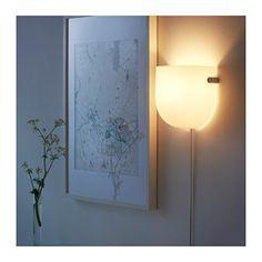 SVIRVEL Aplique instal fija  - IKEA 13€