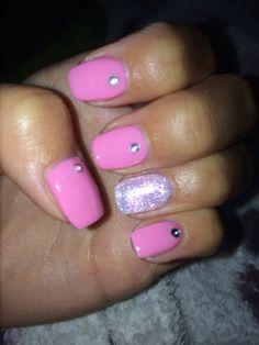 My nails. #biosculpture