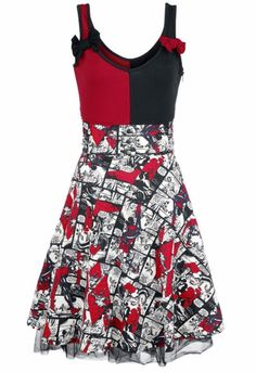 Harley Quinn Insanity Dress