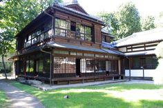 日本家屋 明治時代 - 江戸東京たてもの園