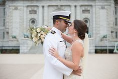 Naval Academy Chapel Ceremony & Reception at Officer's Club | Annapolis, Maryland Wedding Photographer | Christa Rae Photography