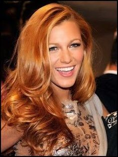 6 Fantastic Strawberry Blonde Hair Colors | Hairstyles |Hair Ideas |Updos