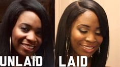 How To Lay Your Wig With Natural Edges - http://community.blackhairinformation.com/video-gallery/weaves-and-wigs-videos/how-to-lay-your-wig-with-natural-edges/