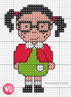 Brilliant Cross Stitch Embroidery Tips Ideas. Mesmerizing Cross Stitch Embroidery Tips Ideas. Cross Stitch Pattern Maker, Cross Stitch Patterns, Cross Stitching, Cross Stitch Embroidery, Cross Stitch Heart, Crochet Cross, Brick Stitch, Plastic Canvas Patterns, Hama Beads