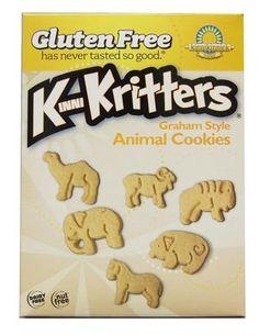 "The Gluten Free Insider: More New Kinnikinnick Product Packaging. Love, love, love the ""smorables"""