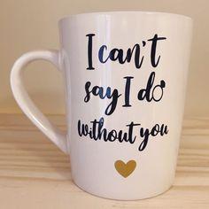 Need to propose to your girls now?! 💎💍   #talbotandsuede #londonontario #ldnont  #canadian #canadianmade #handmade #handmadegifts #mug #mugoftheday #muglife #bridalpartygifts #bridesmaidproposal #bridemaidgift