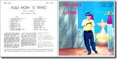 Vinil Campina: Ary Lobo - 1960 - Aqui mora o ritmo