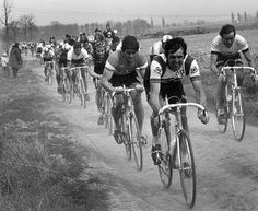 Roger de Vlaeminck was the first cyclist to win Paris Roubaix on four occasions.