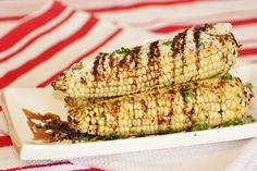 Grilled Corn/Calgary Stampede Celebrates 100 Years
