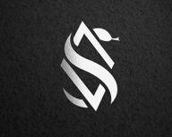 Logo Design - Snake & Diamond