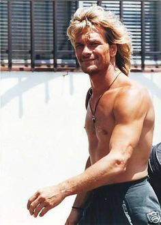 Patrick Swayze And His Brother | Has a brother who is an ...
