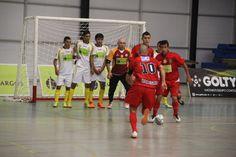 ¿Gol o no fue gol? #RionegroFutsal goleó al debutante #MacolFC 8-1 por la segunda fecha. #FútbolRevolucionado