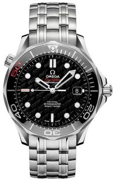 NEW OMEGA SEAMASTER 007 JAMES BOND 50TH ANNIVERSARY LIMITED EDTION MENS WATCH 212.30.41.20.01.005 Omega, http://www.amazon.com/dp/B00822UZSA/ref=cm_sw_r_pi_dp_Hc3Wqb0RP28VQ