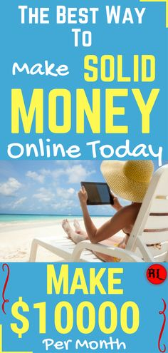 Make money online in 2017. The best way to earn passive income online from home. Work from home and earn $10000+ per month with genuine method. Click the pin to see how >>>