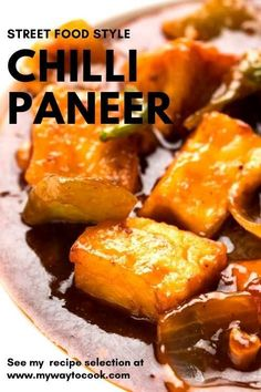 Street food style Chilli Paneer recipe. Its very popular in almost every city of india. Goes well with noodles , rice and Chapathi. #vegan #vegetarian #recipes #streedfoodrecipes #streetfood #indianstreetfood #indianrecipes #foodblog Chinese Recipes, Indian Food Recipes, My Recipes, Favorite Recipes, Vegan Food, Vegan Vegetarian, Vegetarian Recipes, Paneer Recipes, Curry Recipes