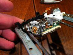 Putting a Laser Together.