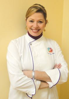 Chef Daisy Martinez beautiful mind for latin food, she is a natural and bringing smiles across america. Award winning cuisine and book author. She definitely lives that SAZÓN life style