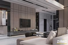 Modern apartment ,Moscow, Russia on Behance
