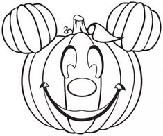 Blank Pumpkin Template  halloween  Pinterest  Pumpkin template