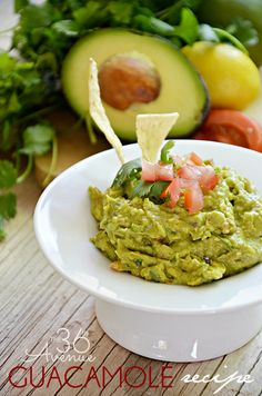 Holy Guacamole! This is the best GUACAMOLE recipe EVER! Pin it, make it, and enjoy it! #recipes