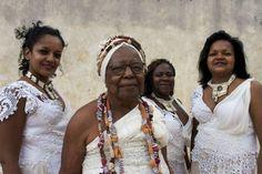 Singers of Jongo da Serrinha : Brazil