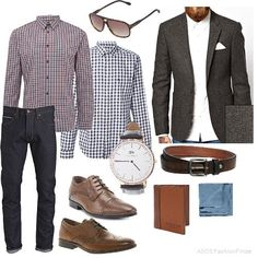 Professional Casual | Men's Outfit | ASOS Fashion Finder